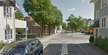Sysslomansgatan Uppsala